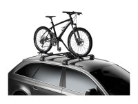Thule Pro Ride Car Bike Roof Rack black at Addnature.co.uk